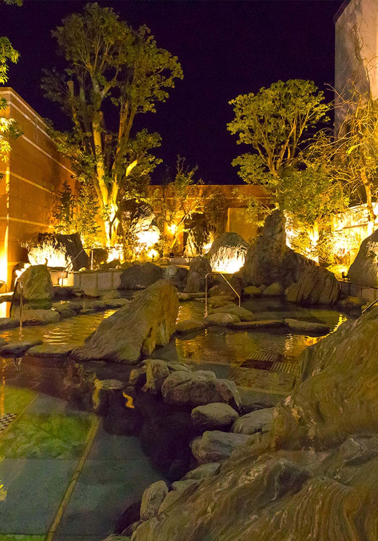 お風呂・天然温泉